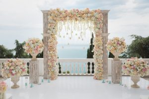 things to consider while finalising the wedding decor.
