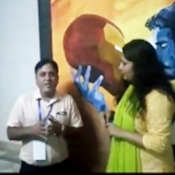 Decornt Interviewed by Shradha Sharma ( Your Story ) @ BITS PILANI Startup Event