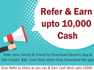 Introducing 'Refer N Earn' Scheme !!