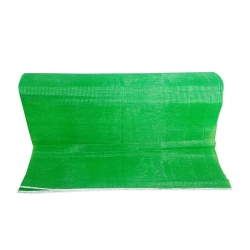 5 FT X 50 FT - Virgin Plastic Floor Mat - Green Color
