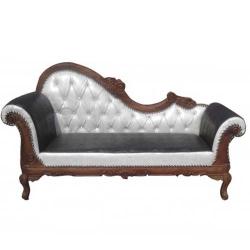 Saharanpur Design Sofa - Wedding Reception Sofa - Made Of Wood & Metal - Multi Color