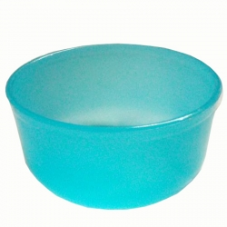 3 Inch Bowl - Katori - Made Of Food - Gradsasse Regular Plastic - Sky Color