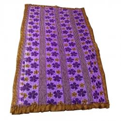 7 FT - Reversible  Razai - Quilt - Blanket - Made Of Premium Quality Cotton