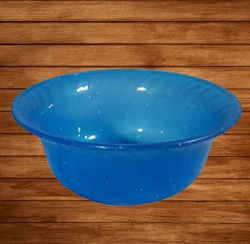 1.5 Inch - Katori Curry Bowls - Samll Bowl - Made of Food-Grade Virgin Plastic - Blue Color