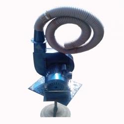 Flower Machine (Heavy) Flower Blower - Made of Mild Steel & Inflatable Blower