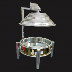 8 LTR - Garam Set - Hot Pot Dish - Made of Stainless Steel