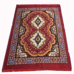 Cotton Floor Carpet / Galicha/ Rug / Carpet; Length 7ft X Breadth 4.5 ft; Multi Color.