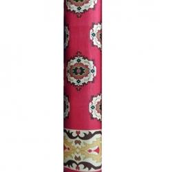 3 D Multi Color - 10 FT X 98 FT Premium - Non Woven Jute Carpet - Mat - Floor Mat