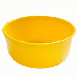 3 Inch - Bowl - Katori - Made Of Food - Regular Plastic - Yellow Color