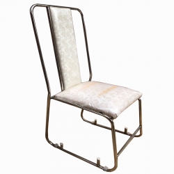 Off White Color - Banquet Chair - Chair - Steel Chair - Wedding Chair - Made Of Stainless Steel