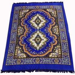 7 FT x 4.5 FT - Galicha - Carpet - Rugs - Dhurrie - Dari - Floor Mat - Satranji - Made of Cotton - Multi Color - Weight - 2.70 Kgs