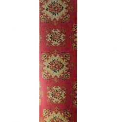 5 FT X 145 FT - Multi Color - Premium - Non Woven Jute Carpet - Mat - Floor Mat