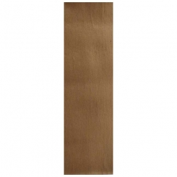 5 FT X 145 FT Chocolate Color - Regular - Non Woven Jute Carpet - Mat - Floor Mat
