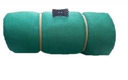 3 x 50 ( Meter )  Roll / 50 % Green Shaded Agro Net /  6 Gauge - 7 KG - Virgin Quality - Shaded Agro Net / Mandap Flooring - Green Color .