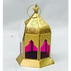 12 INCH - Decorative Lanterns - Hanging Lanterns - Khandil - Made of Iron .