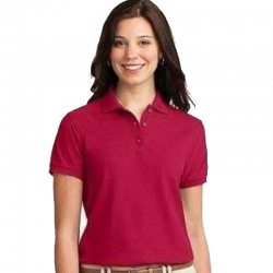 Tishart - Waiter Bartender Tishart - Kitchen Uniform Or Apparel For Woman - Sleeve-less - Made Of Premium Quality Polyester & Cotton - Brown Color (Available size 38 , 40 , 42 , 44 , 46 , 48)