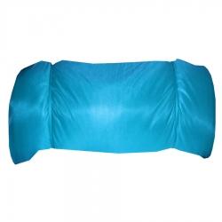 22 Gauge BRITE LYCRA - Ice Blue Color.
