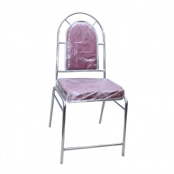 Red Color - Banquet Chair - VIP Chair - Chair - Steel Chair - Wedding Chair - Made Of Stainless Steel.