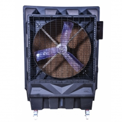 90 LTR - Tento King Cooler - Tank Air Cooler - Black Color