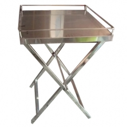 Water Bottle Catering Stand Made Of 100% Stainless Steel.