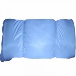 24 Gauge BRITE LYCRA - Baby Blue Color.