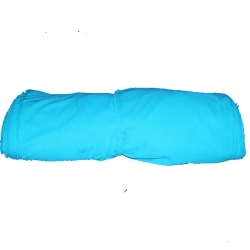 Galaxy Cloth - Chunri Cloth - Event Cloth - 46 inch Panna - Sea Blue Color