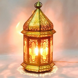 18 inch Decorative Lanterns - Hanging Lanterns - Khandil - Made of Metal
