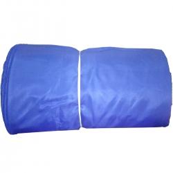13 KG Taiwan / Royal Blue Color/ 60 Inch Panna - Length / Mill Quality