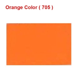 14 KG Taiwan - 60 Inch Panna Length - Orange Color - Mill Quality