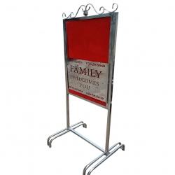 Welcome Board - Disp..