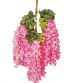 Plastic Artificial Flower ,Hanging Basket, Latkan,  Door Hanging For Wedding & Decoration