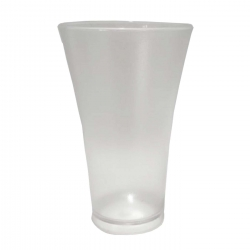5.6 Inch - Acrylic Glass - Drinking Glass - Serving Glass - Transparent