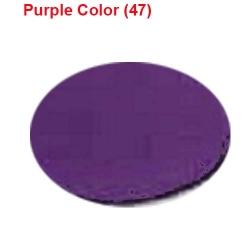 28 Gauge BRITE LYCRA - Purple Color.