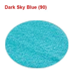 Galaxy Cloth - Chunri Cloth - Event Cloth - 46 inch Panna - Dark Sky Blue Color