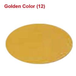 Galaxy Cloth - Chunri Cloth - Event Cloth - 46 inch Panna - Golden Color