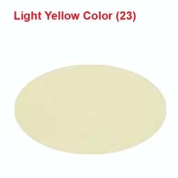 28 Gauge BRITE LYCRA - Light Yellow Color.