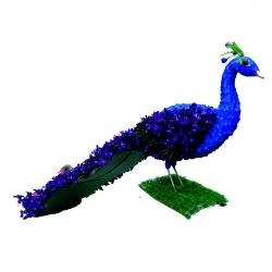 Decorative Artificial Peacock  / Indoor & Outdoor For Wedding Reception .