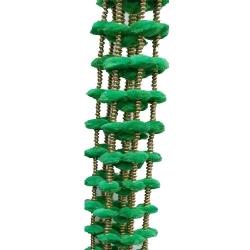 4 FT - Pum-pum Ladi - Latkan with Momiya Moti - Green Color