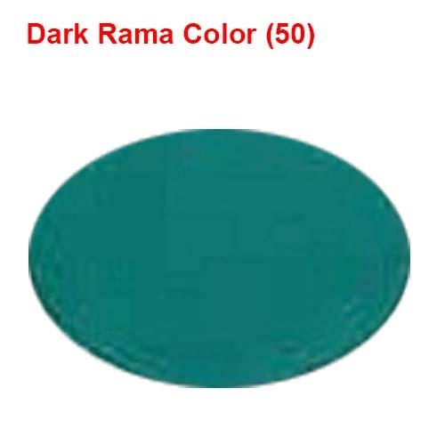 6 Meter Chandni - 62 Inch Panna - Dark Rama Color - Heavy Cloth.