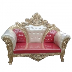 Wooden Sofa - Weddin..