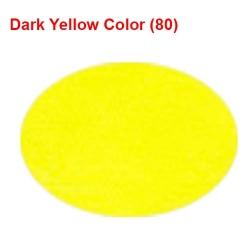 Galaxy Cloth - Chunri Cloth - Event Cloth - 46 inch Panna - Dark Yellow Color