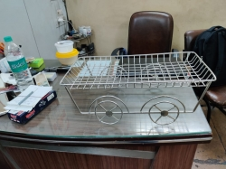 Spoon Stand / Salad stand / Showcart / Center Table Item / Trally