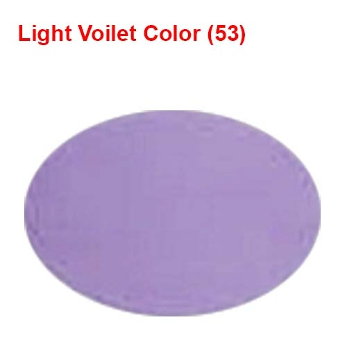 6 Meter Chandni - 62 Inch Panna - Light Voilet Color - Heavy Cloth.