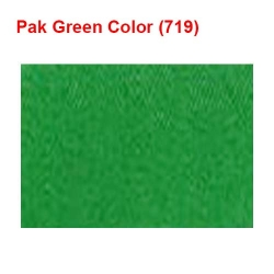 Russian Cloth /Pak Green Color/ 42 Inch Panna / 8 Kg Quality / Available In All Colors .