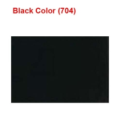 10 KG Taiwan - 60 Inch Panna Length - Black Color - Mill Quality