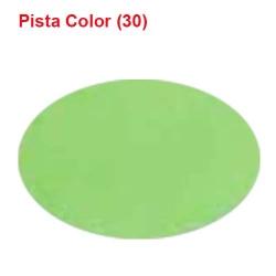 Chandni / 62 Inch Panna / Pista Color / Heavy Cloth.