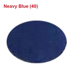 6 Meter Chandni - 62 Inch Panna - Neavy Blue Color - Heavy Cloth.