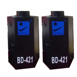 BD 421 Stage Effect Equipment - Fire Flame Machine - Special Effects Machine - 2 Pieces