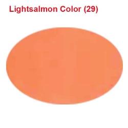 Galaxy Cloth - Chunri Cloth - Event Cloth - 46 inch Panna - Light Salmon Color
