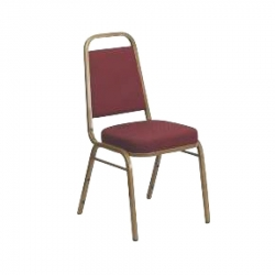 Zaveri Chairs - Banquet Chairs - Decorative Chairs - Maroon Color